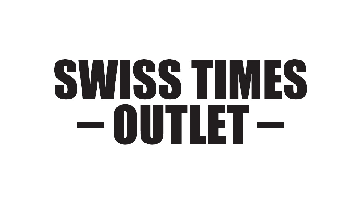 SWISS TIMES OUTLET:ロゴ
