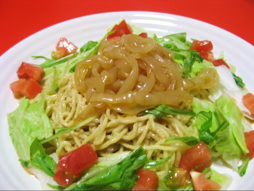 香港料理 珍味苑 <夏のとっておきMENU>冷やし坦々麺&冷やし中華!:イメージ