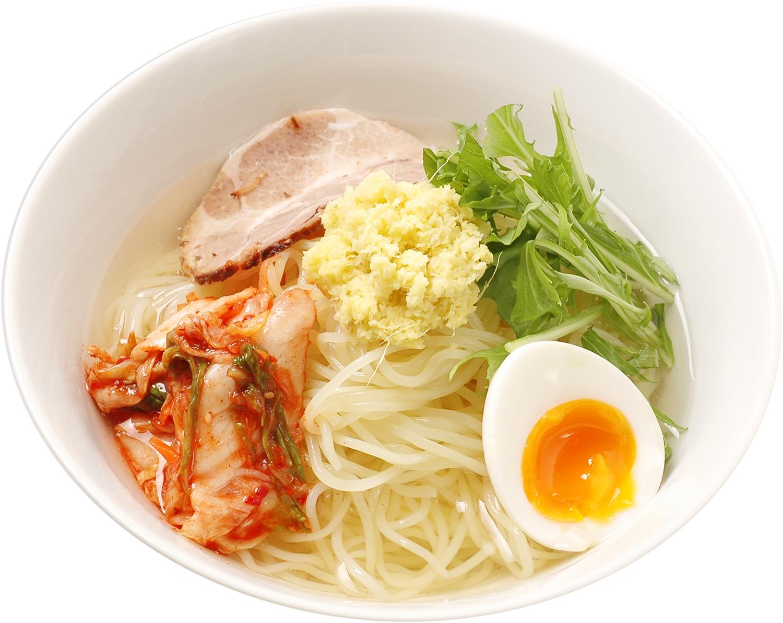 <夏のとっておきMENU>冷麺がおすすめ!:イメージ