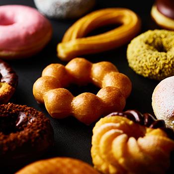 秋のおすすめ:ミスタードーナツ【GOURMET_4】:イメージ